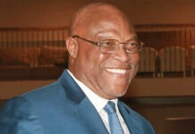 Atcha Dedji Affoh, ministre des enseignements primaire et secondaire