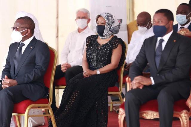 gilbert_bawara_Reckya_Madougou_faure_gnassingbe