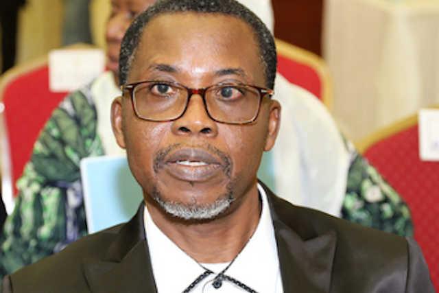 ministre de la justice Pius Agbetomey