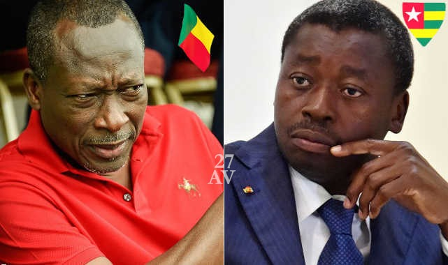 Patrice Talon vs Faure Gnassingbe