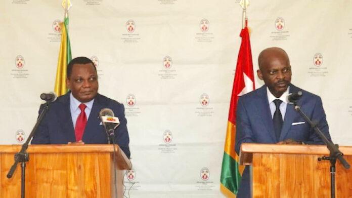 Le Togo et le Congo signent plusieurs accords de coopération
