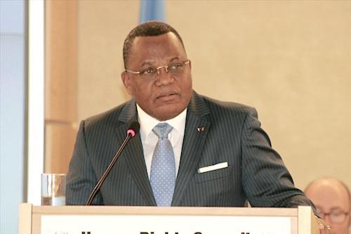 Le ministre congolais des affaires étrangères en visite officielle au Togo