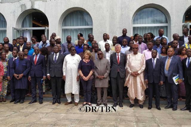 des maires des communes togo