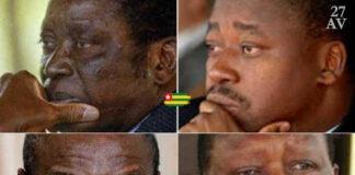 despotes eyadema faure conde ouattara