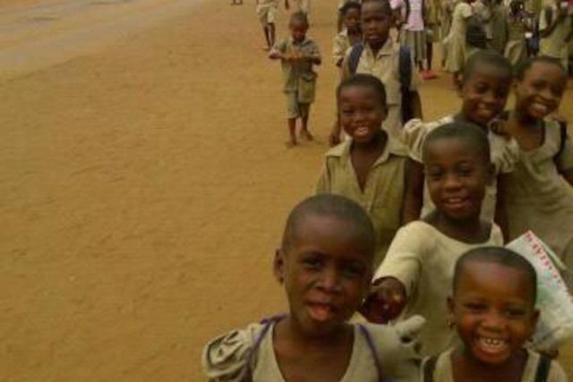 eleves togolais