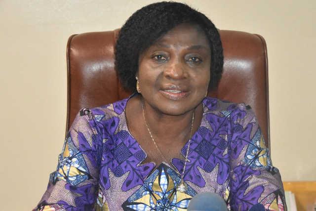 ministre Action sociale Tchabinandi Kolani-Yentchare