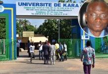 Universite de Kara Pr Komlan Sanda