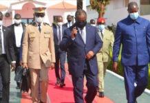 Le Premier Ministre a assisté à la célébration de l'indépendance de la Guinée-Bissau