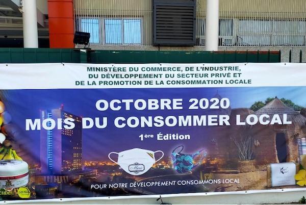 Octobre, mois du 'Consommer local'