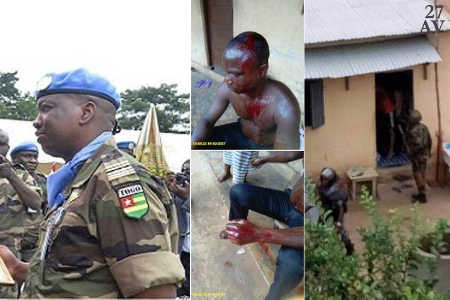 armee togolaise barbare au togo et pro exterieur
