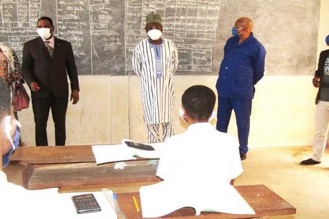 autorite scolaire togo