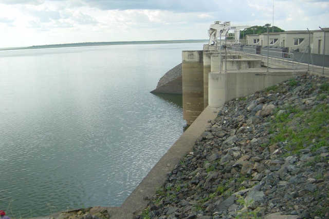 barrage de nangbeto togo