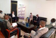 Partenariats en perspective entre la Kozah et les Yvelines