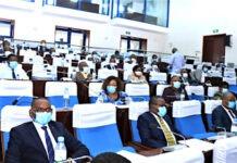 Le débat d'orientation budgétaire lancé au Parlement