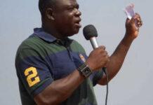 Commandant Oliver Poko Amah