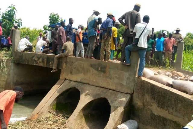 declin des routes dans le grand-bassar togo