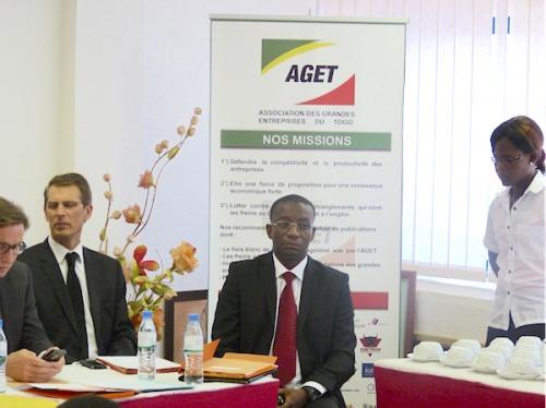 Changement à la tête des Grandes Entreprises du Togo (AGET)