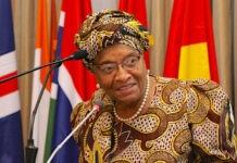 Primature : Ellen Johnson Sirleaf salue une nomination historique