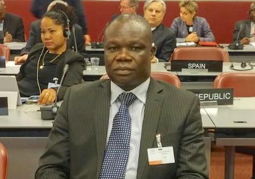 Fademba Waguena, nouveau Représentant de l'OIF pour l'Afrique Centrale
