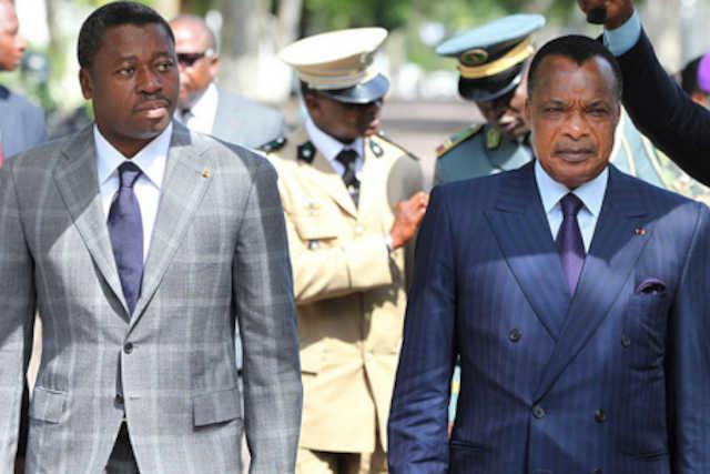 le club des autocrates africains Faure Nguesso