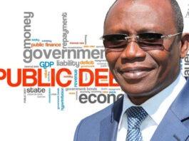 ministre des finance sani yaya
