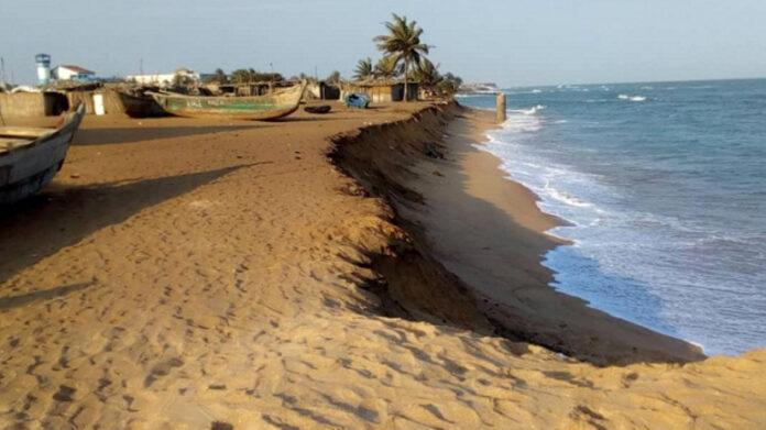 Protéger 90% des côtes contre l'érosion d'ici 2025