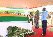 Le Parlement a rendu hommage à Ouattara Fambaré Natchaba