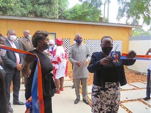 L'UNFPA dédie un espace à la jeunesse togolaise
