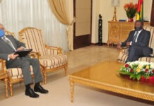 Le Togo accrédite trois nouveaux ambassadeurs européens