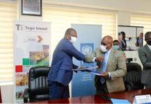 Togo Invest et le Pnud s'accordent pour attirer davantage d'investissements vers le Togo