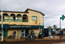 pharmacie actuelle lome
