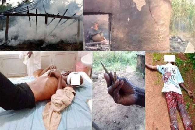 violences policieres dans tone keran oti tchaoudjo