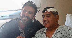 Grosses polémiques autour de la dernière photo de Maradona