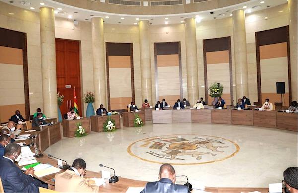 Le gouvernement a tenu son 2ème conseil des ministres