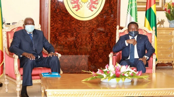 Fin de la visite de Bah N'Daw, convergence de vues entre les deux dirigeants