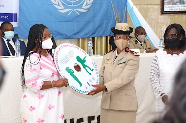 Le Togo rend hommage aux femmes engagées dans les opérations de maintien de la paix