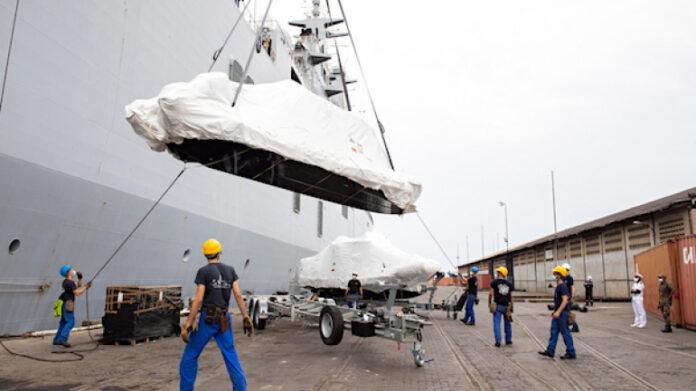 La marine togolaise se renforce