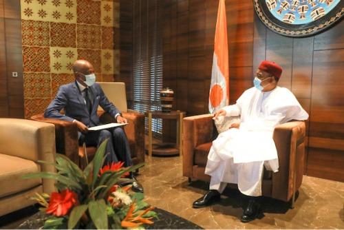 Le Togo et le Niger veulent renforcer leur coopération
