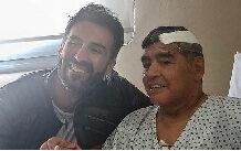 C'est lui qui avait notamment traité son hématome à la tête début novembre