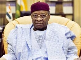 Le Togo salue la mémoire de Mamadou Tandja et présente ses condoléances au Niger