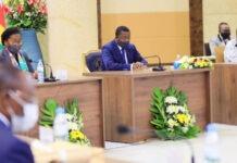 Conseil des ministres : 02 projets de décrets et 06 communications