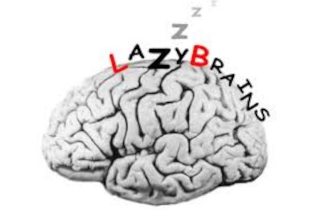 cerveau paresseux