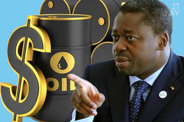 csfppp petrole corruption faure gnassingbe