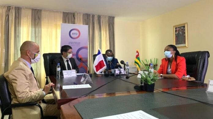 AFD : 64 millions d'euros d'engagements au Togo en 2019