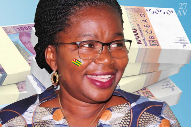 PM Victoire Sidémého Marie-Noëlle Djidudu Tomegah Dogbé