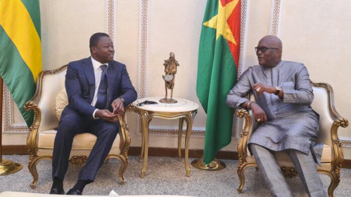 Lomé et Ouagadougou veulent consolider leur coopération