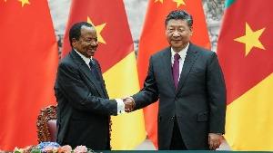 Elles ont été présentées par Xi Jinping, le numéro 1 Chinois