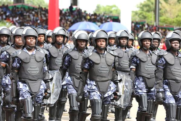 Nouveaux grades et appellations dans la Police Nationale à partir du 1er janvier