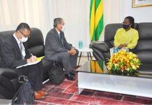 Le Japon maintient sa coopération avec le Togo