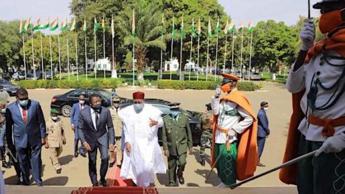 Le Chef de l'Etat en visite de travail au Niger